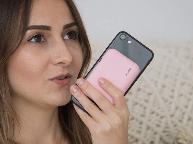 Batterie sans fil iWALK : la batterie originale pour votre iPhone et Samsung
