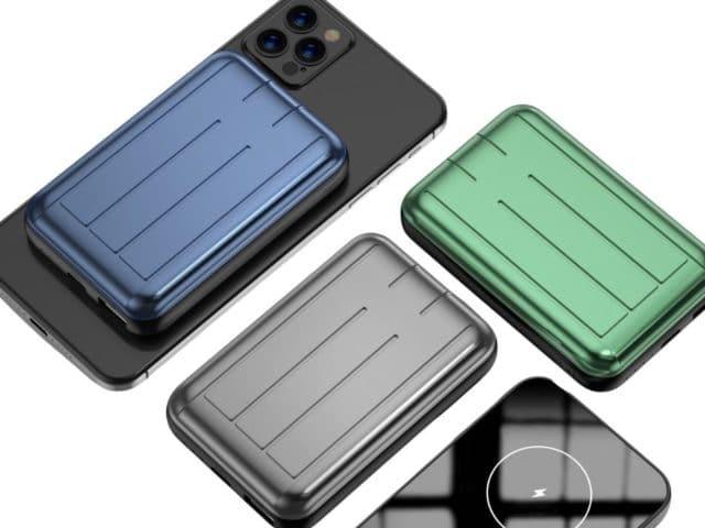 Les Batteries externes MagSafe iPhone 12 et iPhone 12 Pro disponibles